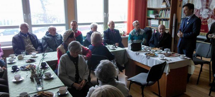 Spotkanie zKresowianami wDzierżoniowie