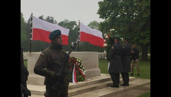 Wizyta wBerlinie wrocznicę zakończenia II wojny światowej