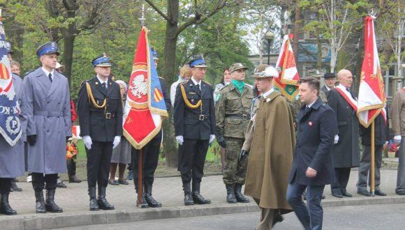 Powiatowe iMiejskie Obchody Święta Narodowego 3 Maja wKłodzku