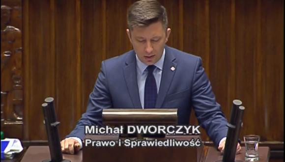 Debata nadwotum nieufności dla Ministra Antoniego Macierewicza