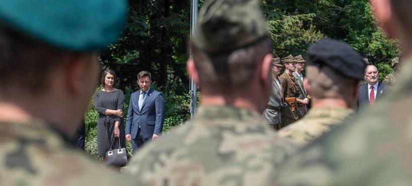 WOT przejmuje tradycje Armii Krajowej