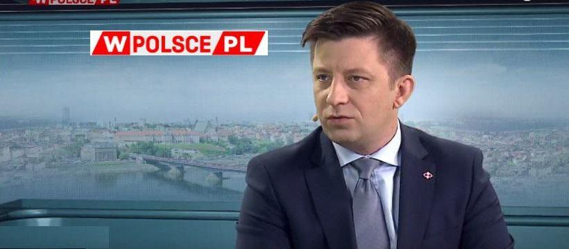 """""""Dopóki niemamy gwarancji, żeci, którzyprzyjadą doPolski są sprawdzeni, niemamy prawa takich osób przyjmować"""""""