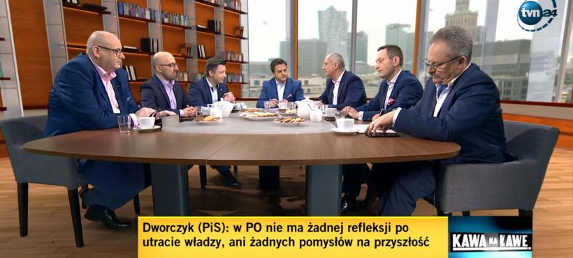 """""""Kawa naławę"""" wTVN24 02.07.2017"""
