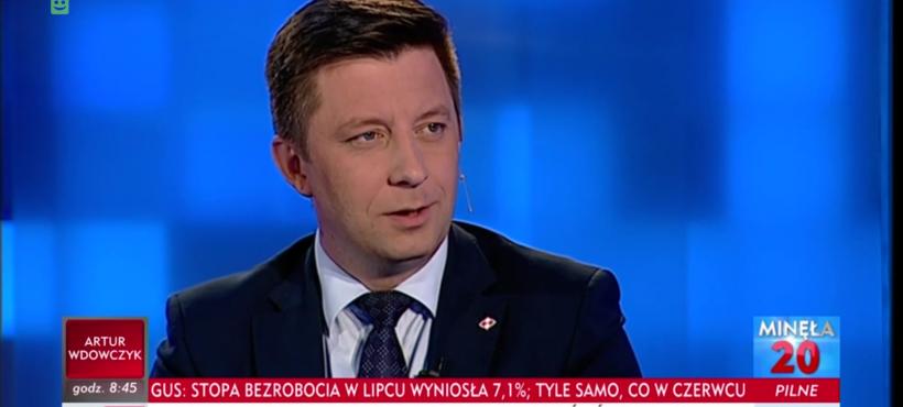"""Program """"Minęła dwudziesta"""" wTVP Info"""