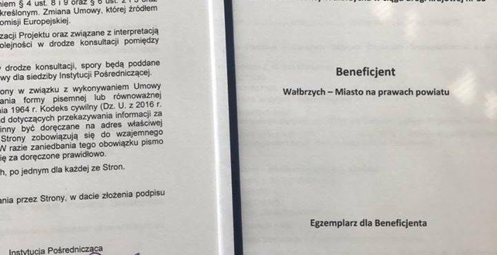 Tojuż pewne – powstanie obwodnica Wałbrzycha!