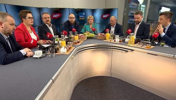 Śniadanie wRadiu Zet iPolsat News 15.10.2017