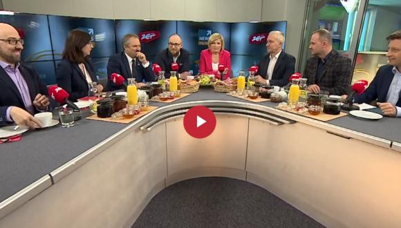 Śniadanie wRadiu Zet iPolsat News – 01.10.2017