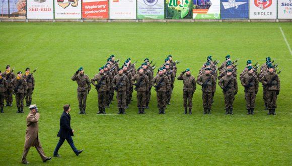 Przysięgi żołnierzy WOT wSiedlcach iGrajewie