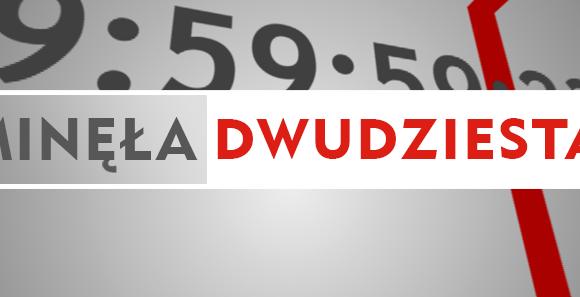 """Program """"Minęła 20"""" wTVP Info"""