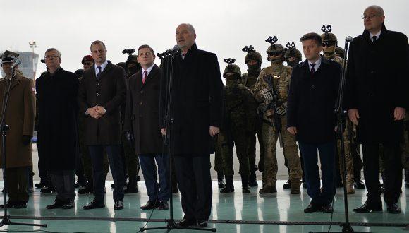Podsumowanie 2 lat rządów – Ministerstwo Obrony Narodowej