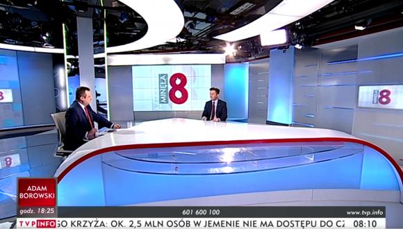 Program Minęła 8 wTVP Info