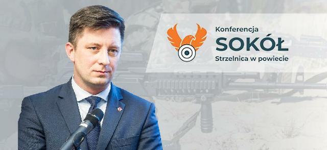 """Konferencja """"Sokół-Strzelnica wpowiecie"""""""