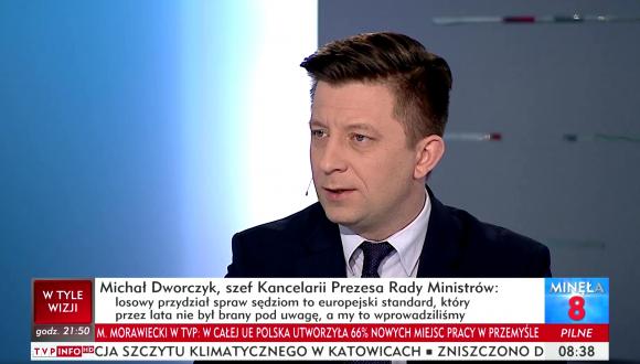 """""""Minęła 8"""" wTVP Info – 02.01.2018"""