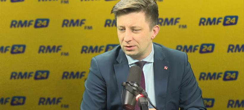 Rozmowa popołudniowa wRMF FM 14.02.2018