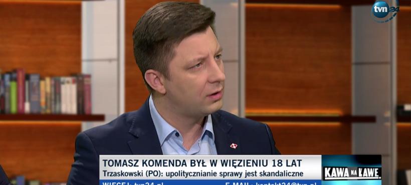"""""""Kawa naławę"""" wTVN 24 – 18.03.2018"""