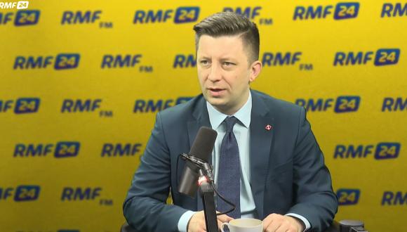RMF FM Poranna rozmowa 07.03.2018