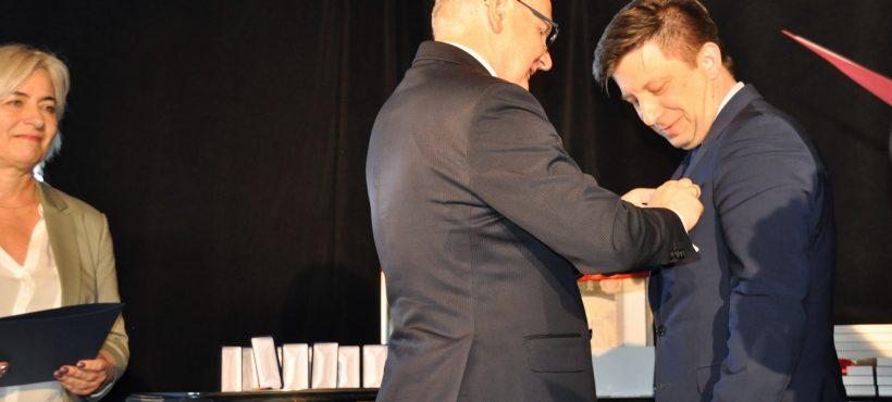 Medal św.Jerzego dla ministra M. Dworczyka