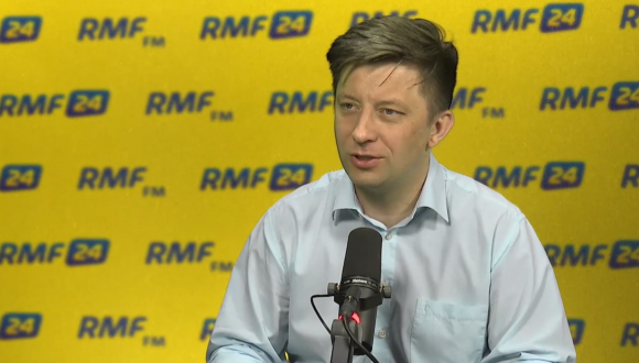 Poranna rozmowa wRMF FM: 16.05.2018