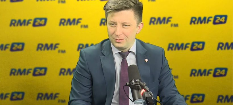Poranna rozmowa wRMF FM: 16.04.2018
